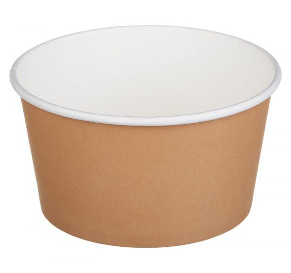 Papirnata posoda Tambien ECO 720 ml d=135 mm h=68 mm kraft (50 kos/pak)