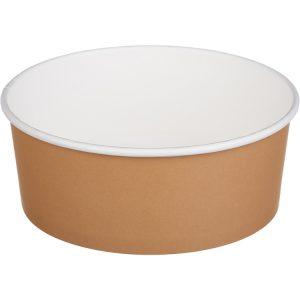 Papirnata posodica Tambien 1090 ml rjava (50 kos/pak)