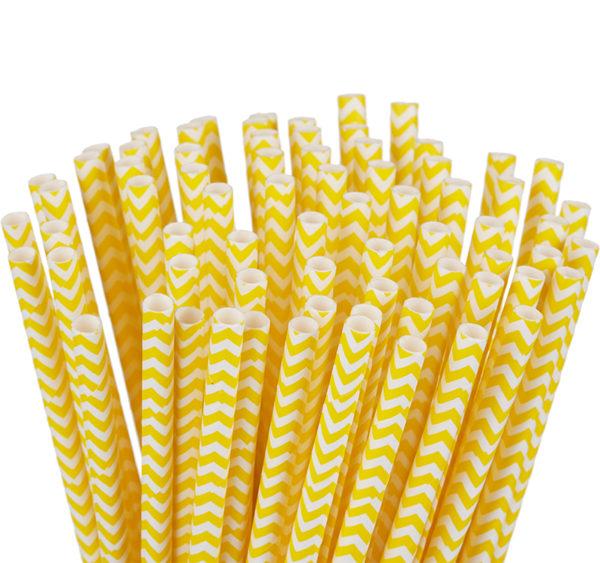 Slamice papirnate Tambien ECO za enkratno uporabo 210 x 6 Zic Zak, 100 kos/pak