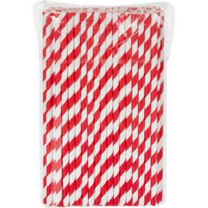 Slamice papirnate Tambien ECO Lollipop l=210 mm d=10 mm 100 kos/pak