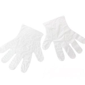Rokavice za enkratno uporabo ToMoS, 100 kos L