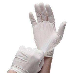 Rokavice za enkratno uporabo ToMoS, 100 kos/pak S