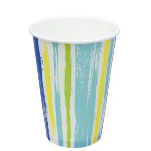 Papirnat kozarec 1 sl, 300 / 364 ml, d = 90 mm, za hladno (50 kos/pak)