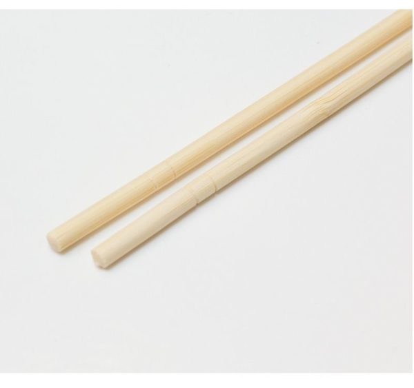 Lesene palčke okrogle za azijsko hrano, zavite posamezno TM Horeca (100 kos/pak)