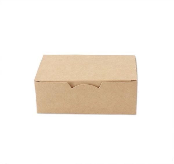 Papirnata embalaža Ecoline 115x75x45 mm kraft (50 kos/pak)