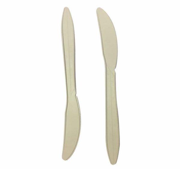 Nož BIO Tambien ECO 160 mm naraven (50 kos/pak)