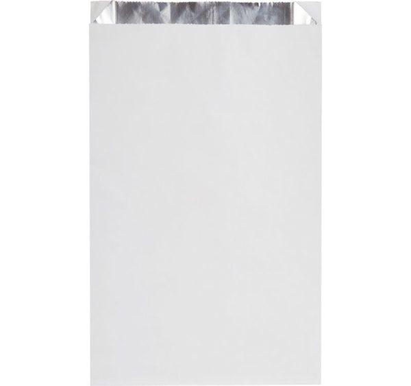 Papirnata vrečka s folijo 200x50x330 mm (1000 kos/pak)