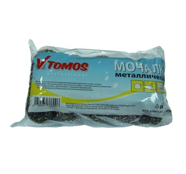 Čistilne žice ToMoS, 30 g, 5 kos/pak