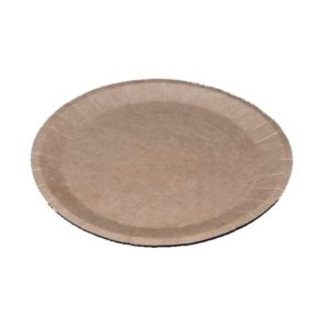 Plošča, d = 180 mm, dvostranski kraft (900 kos/pak)