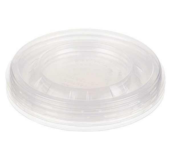 Embalaža PULP Sabert 375 ml d=130 mm h=70 mm kraft (100 kos/pak)