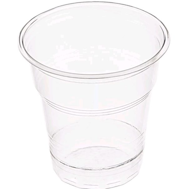 Kozarec PP 300 ml prozoren (50 kos/pak)