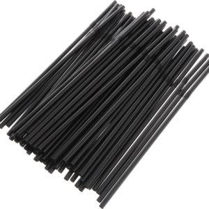 Slamice prepogljive plastični l=210 mm d=5 mm 250 kos/pak