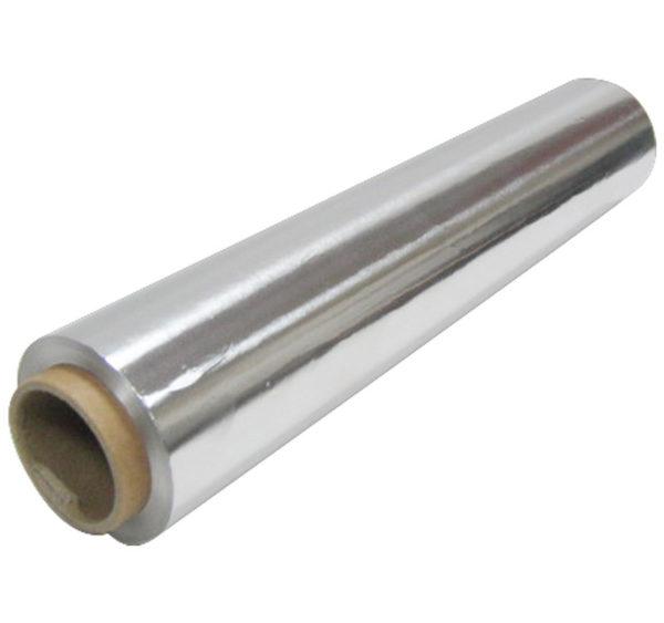 ALU folija 300 mm x 100 m, 9 µm