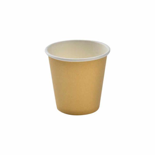 Papirnat kozarec 85 ml d=62 mm 1-slojni kraft (45 kos/pak)