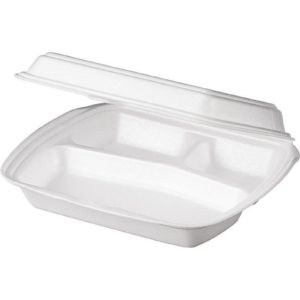 Lunch box 3-delna 250х206х65mm LB-3