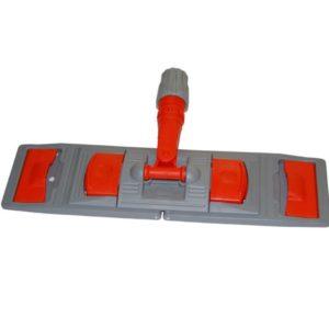 Nosilec za krpe 50×13 cm, za žepke/za vpet, plastičen (NPK196)