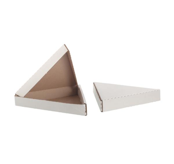 Škatla za pizzo trikotna 260(3)x40 mm (50 kos/pak)