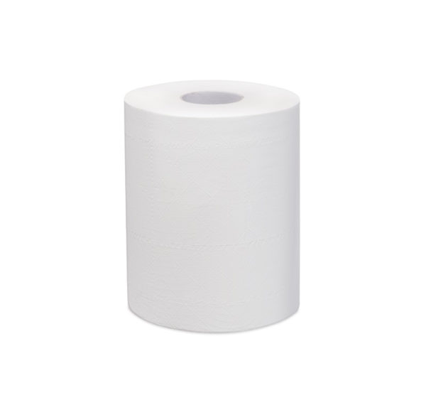 Papirnate brisače 2 sl 125 m Focus Jumbo bele centralno izvlačenje (5036772)