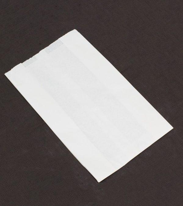 Papirnata vrečka 170x70x250 mm bela (2000 kos/pak)