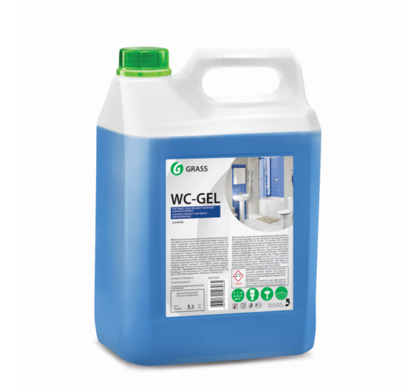 Sanitarno čistilo 5.3kg GraSS WC-gel (125323)