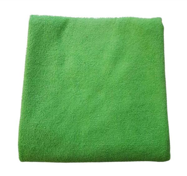 Krpa iz mikrovlaken za tla 50×80 cm zelena