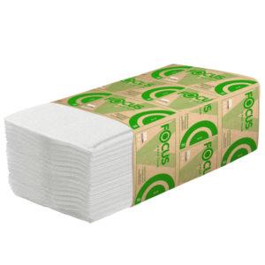 Papirnate brisače V 1 sl 250 l/pak Focus (5049976)