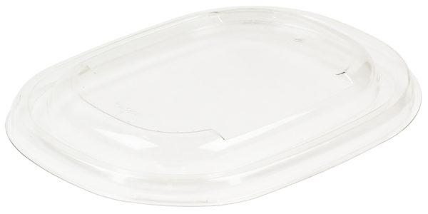 Pokrov PET Sabert oval 15×19 cm (50 kos/pak)