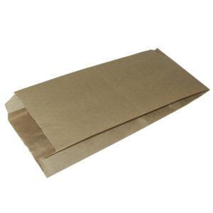 Papirnata vrečka 90х40х205 mm, kraft (2500 kos/pak)