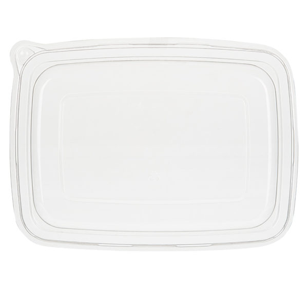 Pokrov PET Sabert 170×230 mm prozoren (za embalažo 160x230x50 mm) (75 kos/pak)