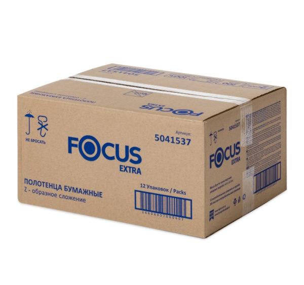 Papirnate brisače Z 2 sl 200 l/pak Focus (5041537)