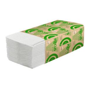 Papirnate brisače V 1 sl 200 l/pak Focus (5049975)