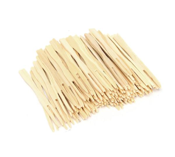 Bambus nabodalo 9 cm Vilica 100 kos/pak
