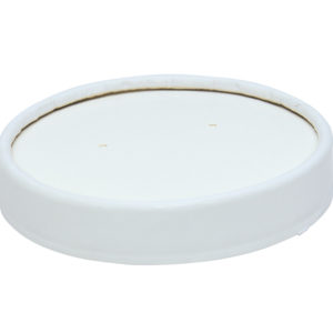 Papirnat pokrov Tambien ECO d=90 mm beli (25 kos/pak)
