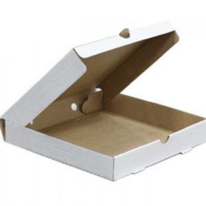 Škatla za pico 310x310x33 mm mirko-val karton (50 kos/pak)
