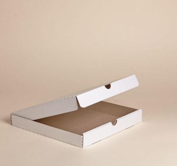 Škatla za pizzo 340x340x40 mm valovit karton (50 kos/pak)