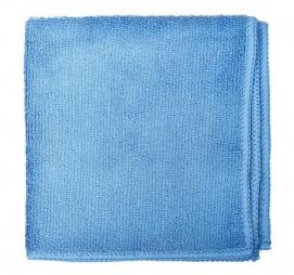 Krpa iz mikrovlaken univerzalna 30×30 cm modra