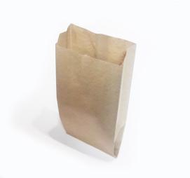 Papirnata vrečka 80х45х185 mm kraft