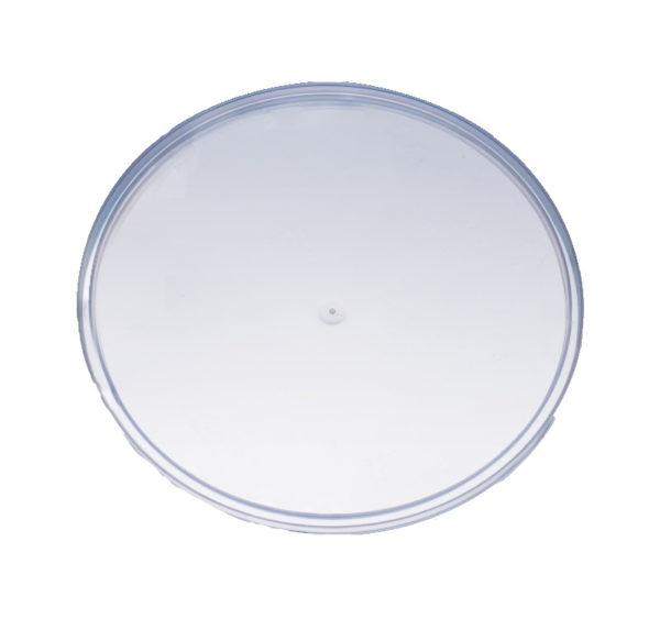 Pokrov za posodico PP d=112 mm (720 kos/pak)