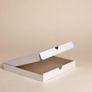 Škatla za pico 330x330x40mm valovit karton (50 kos/pak)