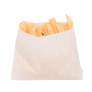 Papirnata vrečka za krompirček 115×100 mm (3000 kos/pak)