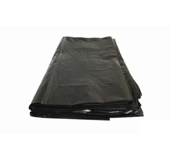 Vrečka za smeti LDPE 200 L črna 80 µm (50 kos/pak)