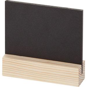 Namizna tabla A8, lesena, 4 kos