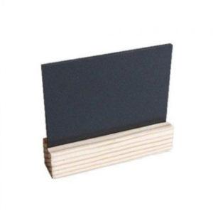 Namizna tabla A7, lesena, 4 kos