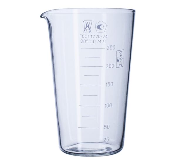 Merilno steklo 250 ml