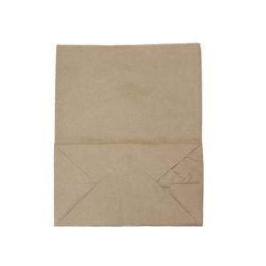 Papirnata vrečka 260x150x340 mm kraft (50 kos/pak)
