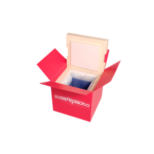 Termobox 24.8 l plastik Safepack