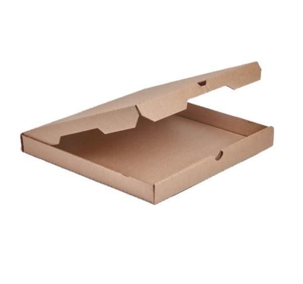 Škatla za pico 400x400x40 mm valovit karton (50 kos/pak)