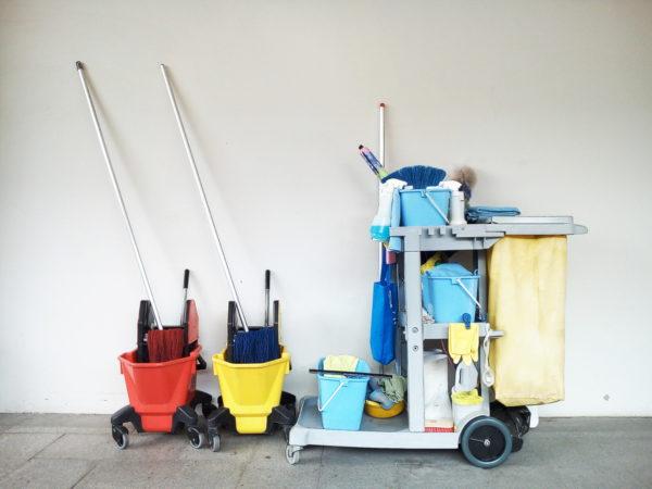 Profesionalni komplet za čiščenje tal