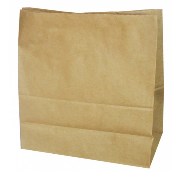 Papirnata vrećica 320х200х330 mm kraft (500 kos/pak)