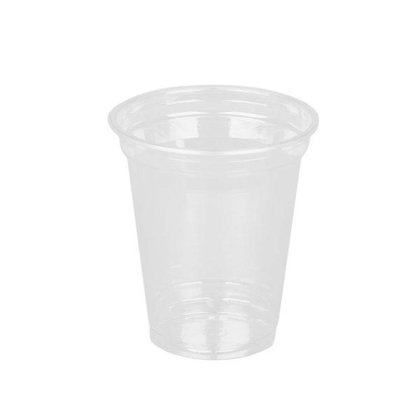 Kozarec PET 300 ml d=95 mm prozoren (50 kos/pak)